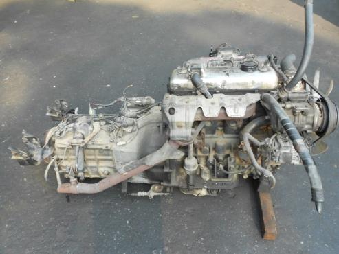 Mazda SL Diesel Truc