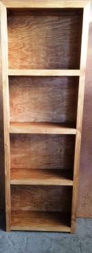 Bookshelf Farmhouse series 700 Stained