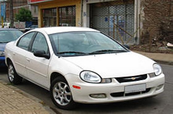 chrysler neon 1.6 2001 model stripping for spares  contact 0764278509  whatsapp 0764278509