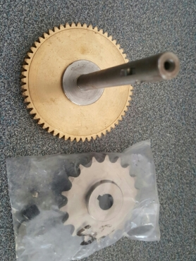 Hansamatic Gear Replacement Kit