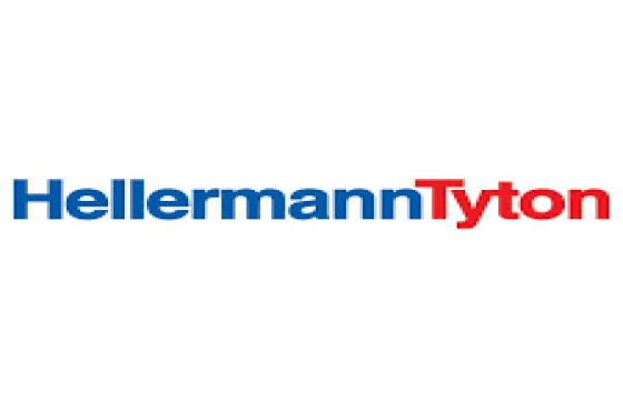 Cable ties T120R (388mm x 7.8mm), Hellerman,