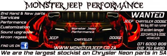 Chrysler workshop and service center