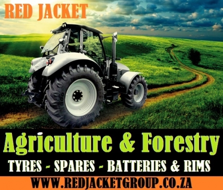 SOLID HEAVY DUTY SKID STEER TYRES @ RED JACKET