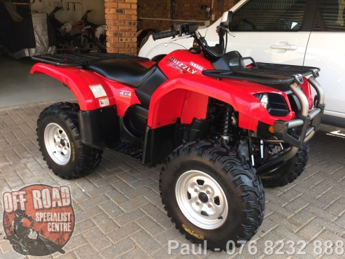 We Buy Quads - Yamaha Grizzly / Honda TRX fourtrax rincon / Suzuki ltz ozark vinson kingquad / ds250