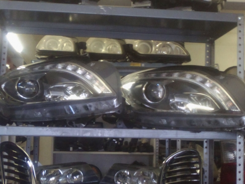 Mercedes Benz W166 ML Xenon Headlamps for sale