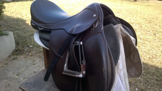 18 Inch GP IDEAL saddle purchased in UK