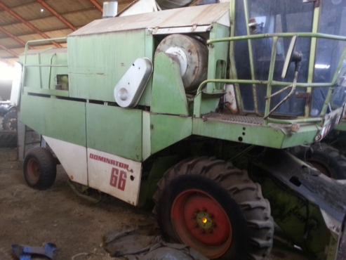 CLAAS DOMINATOR 66 COMBINE FOR SPARES