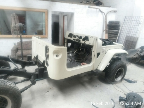 1985 Toyota Land Cruiser FJ45 for sale | Junk Mail