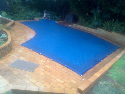 Tired of a dirty pool??* We do pool covers - direct from the factory !!!