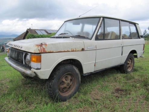 1970-1974 RANGE ROVER - WANTED!!!