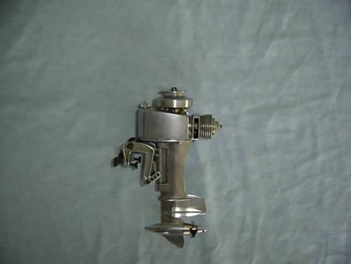 Sea Fury .049 Gas Motor - Collectors Item