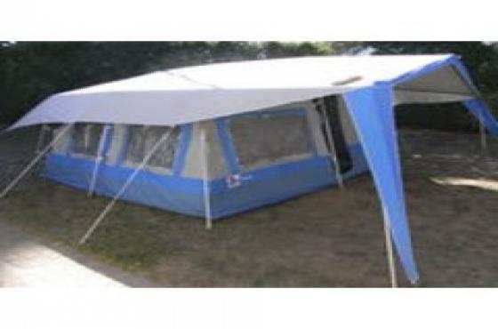 SPRITE SUNSEEKER VILLA DELUXE TENT - 3 Bedroom - Excellent Condition  sc 1 st  Junk Mail & SPRITE SUNSEEKER VILLA DELUXE TENT - 3 Bedroom - Excellent ...