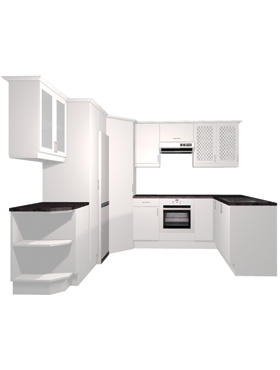 Budget Kitchen units