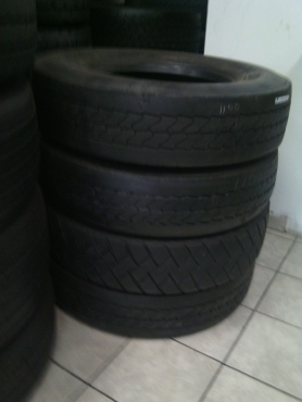 Sale on 2nd hand truck Tyre 11R22.5 in Wtibank Mpumalanga