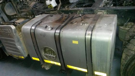 2008 ISUZU 70-460 GIGAMAX  6X4 T.T .- STRIPPING 4 SPARES ONLY