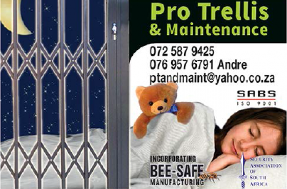 Trellis retractable door for all window and door sizes