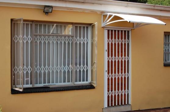 Fixed window barriers