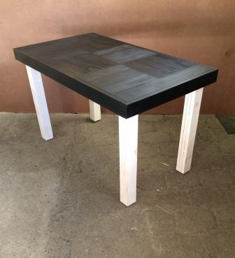 Study desk Farmhouse series 1300 Two tone