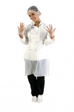 DISPOSABLE APRONS  PAC of 100 For  R60.00