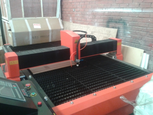 C N C Laser Cutters and Engravers, Plasma cutters. C N C Routers
