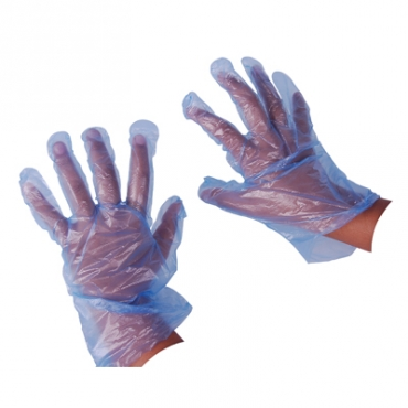 DISPOSABLE DELI GLOVES  PAC of 100 For  R15.00