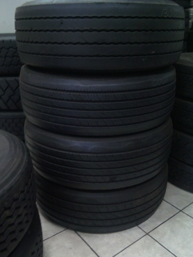 sale on 385/65R22.5 Seconhand truck tyres in Mpumalanga