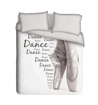 Ballet Duvet Cover Sets - Custom Printed