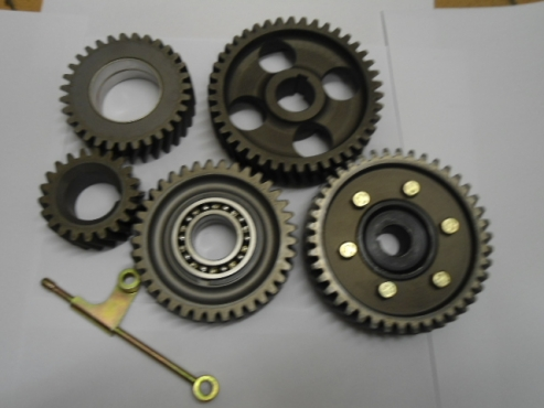 ISUZU PARTS TIMING G