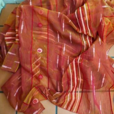 Stylish Curtain material (18.5m)