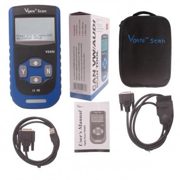 VAG VS450 CAN OBD2 Scanner (Volkswagen and Audi) (Product Code: CAD032)