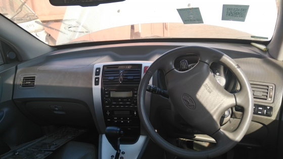 Hyundai Tucson 2.7 V6 now for stripping of parts [G6BA engine ]
