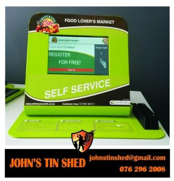 Tablet Stand / Kiosk