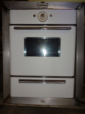 Beautiful Antique Univa oven and stove top