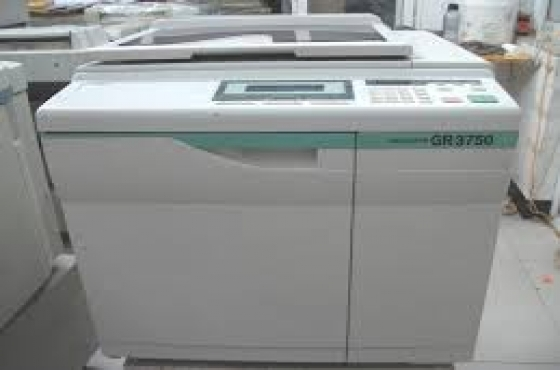 Riso Risograph A4 Copy Printer