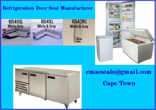 Refrigeration Door Seals Fridge Door Rubbers / Gaskets