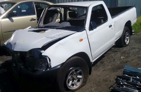 Nissan NP 300 YD25