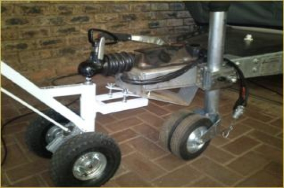 Eazy Move caravan and boat or trailer mover