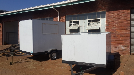 Best quality Kitchen trailers for sale