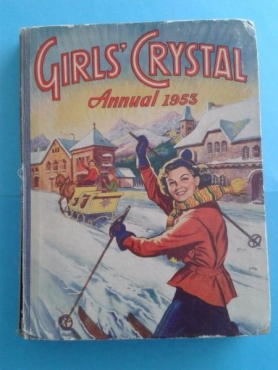 Girls' Crystal Annual 1953