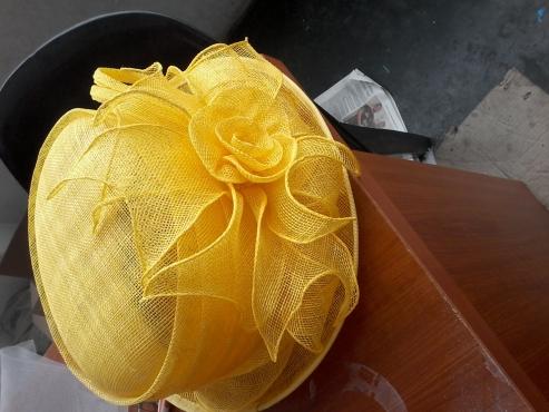 Elegant hats