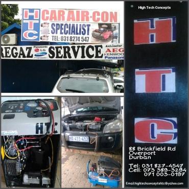 Car Aircon Repairs Durban