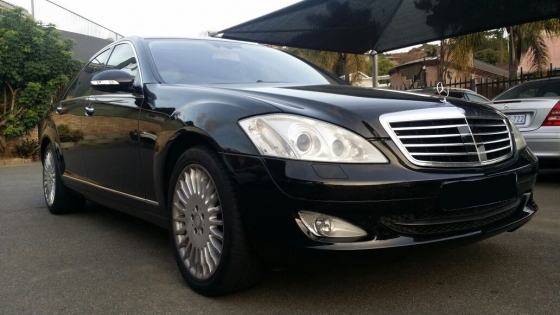 Mercedes Benz S350 Petrol 2009 Model