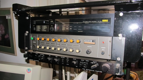 Teac Tascam In line  Mixer.
