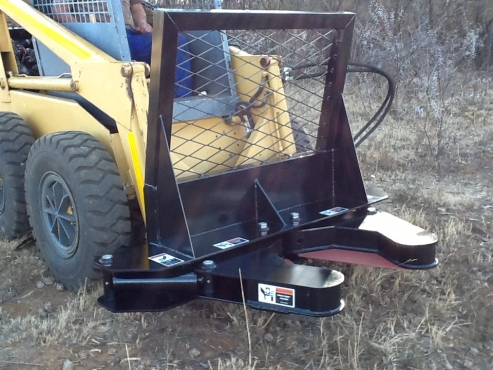 Tree shear Skidsteer attachment ( New )