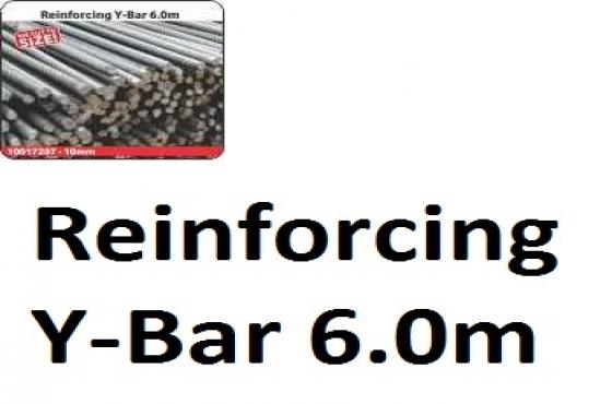 Reinforcing Y-Bar 6.