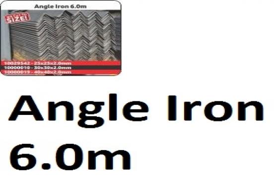 Angle Iron 6.0m