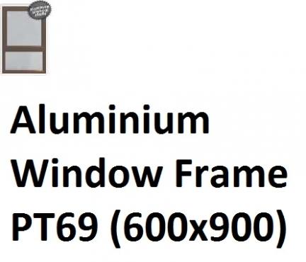 Aluminium WIndow Fra