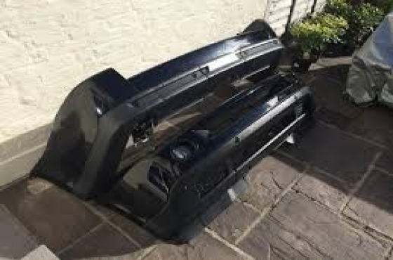Range Rover Supercharger Sport Front and Rear Bumpers for sale.