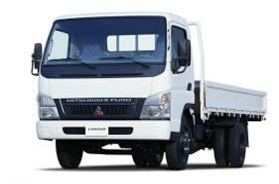 Truck for hire 4ton