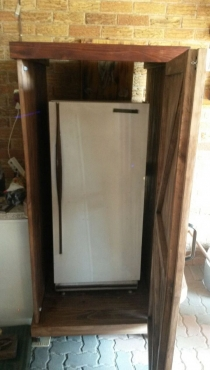 Refrigerator Cover Farmhouse series 1820 Mobile Two tone